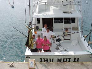 Kona Fishing Charters II G4